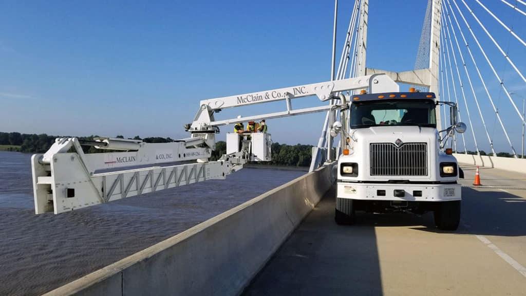 60ft Underbridge Inspection Unit - McClain & Co., Inc. 01