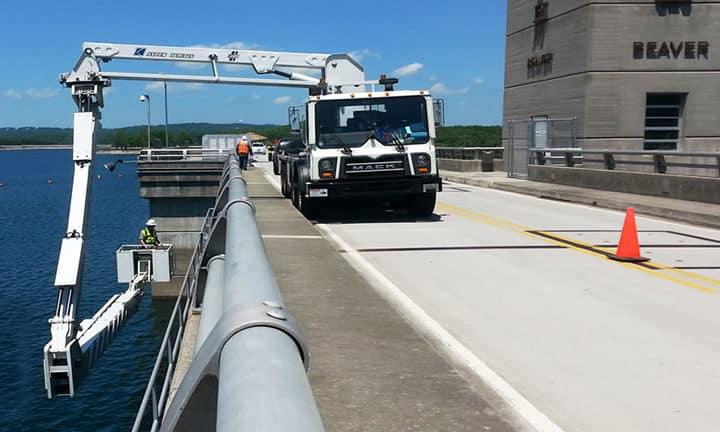 Underbridge and Aerial Access Equipment Rentals | McClain & Co., Inc.