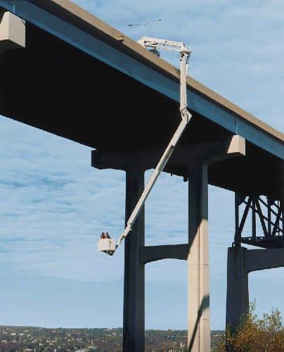 Under Bridge Inspection Unit McClain
