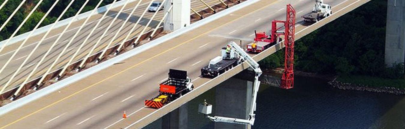 Underbridge Inspection Equipment Rental McClain and Co